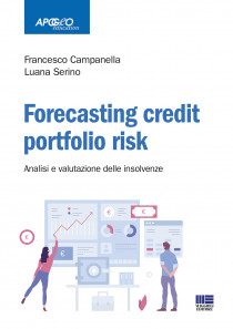 Forecasting credit portfolio risk